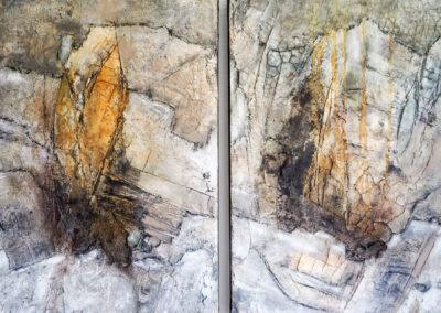 SuS 2 | Diptychon 70 x 100 cm